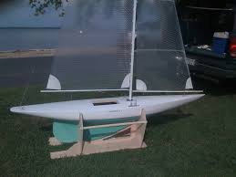 Radio Controlled Model Boat Plans J Boat