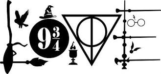 hogwarts alumni decal harry potter symbols vinyl decal harry potter symbols