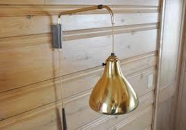 wall mount lamp anglepoise original brass wall mounted lamp