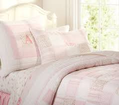 amy romantic floral quilt pottery barn kids