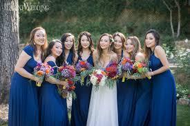 malibu bridesmaid dresses rustic malibu wedding at oak ranch elegantwedding ca