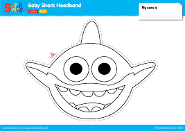baby shark song free download baby shark headband super simple