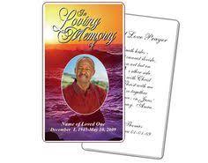 Memorial Pamphlets Samples Funeral Program Brochure Template Or Memorial Program For Word