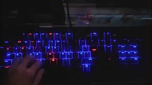Custom Lighting Razer Chroma Custom Lighting Osu Profiles Youtube
