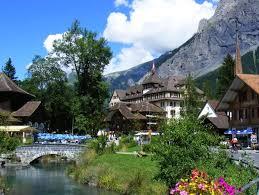 Swiss Alps Map Kandersteg Wikipedia