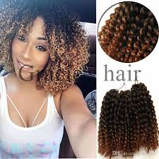 ombre crochet hairstyles curly crochet braids synthetic hair 8 water wave mali bob