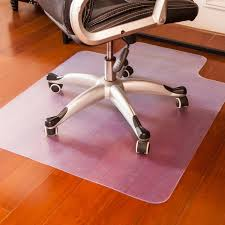 Black Chair Mats For Hardwood Floors Amazon Com Mysuntown Office Chair Mat For Hardwood Floor Anti