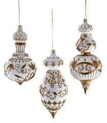 royal white ornaments katherine s collection