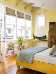 yellow bedroom decorating ideas decorating ideas for yellow bedrooms better homes gardens