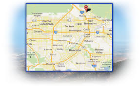 san bernardino ca map maps u0026 directions california state san