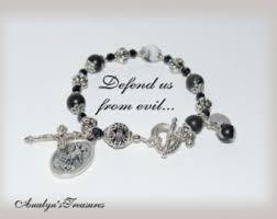 rosary bracelet rosary bracelet etsy