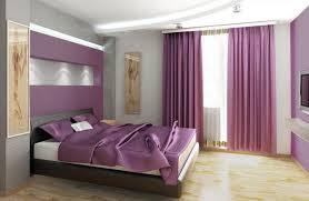 Interior House Decoration With Purple Home Design Ideas - Interior design purple bedroom