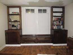 Bookshelves Wooden Fireplace With Built In Bookshelves Wooden Wall Clipgoo Best