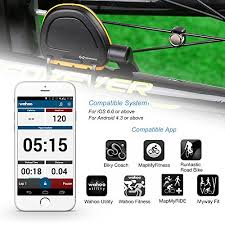 bike app android wosports bluetooth bike computer rpm speed cadence sensor