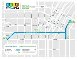 South Los Angeles Map by Ciclavia Comes To South Los Angeles U2013 Supervisor Mark Ridley Thomas