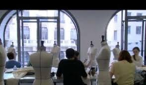 chambre syndicale de la couture yang li étudiant à l ecole de la chambre syndicale de la couture