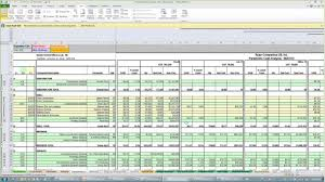 Free Construction Estimating Spreadsheet Template by Detailed Construction Cost Estimate Spreadsheet