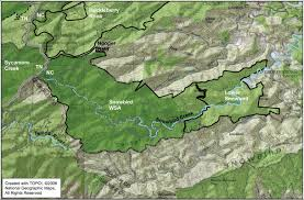 Tennessee Mountains Map by North Carolina U0027s Mountain Treasures Snowbird Creek
