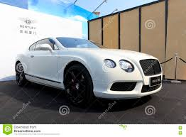 bentley mulliner limousine white bentley limousine editorial stock image image 74913734