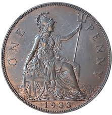 frederick cooper ls ebay 1933 penny coin valued at 80k offered on ebay then suddenly