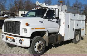 1996 chevrolet kodiak service truck with maintainer 3220 ser