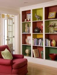 Waterleaf Interiors Living Room Living Room Built In Shelves Built In Shelves Living