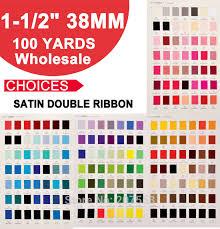 ribbon in bulk buy bulk satin ribbons and get free shipping on aliexpress