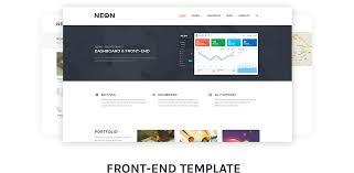 neon bootstrap admin theme by laborator themeforest
