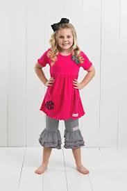ruffle girl sleeve ruffle sets ruffle girl