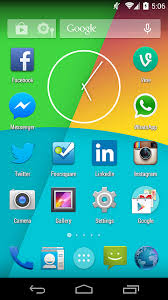 android 4 4 kitkat kitkat launcher with transparent statusbar for all android 4 0 3