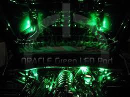 Green Flood Light Oracle Led Flood Light Pod Single Pod U2013 Advanced Automotive Concepts