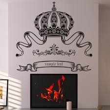 28 customize wall stickers custom wall decals 1 wall decal customize wall stickers crown custom badge wall decal wall art stickers transfers