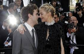 sienna miller and xavier dolan at the cannes premiere of carol