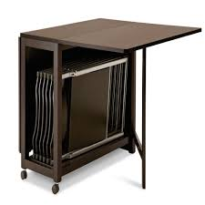 photo of ikea folding table and chairs with foldable dining table