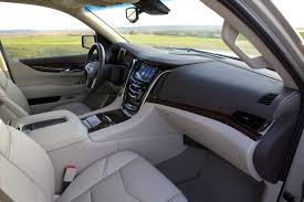 2015 cadillac escalade esv interior 2015 escalade esv standard premium and luxury buyers guide and