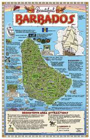 map usa barbados maps usa