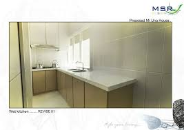 mica interior design and construction kitchen 3d