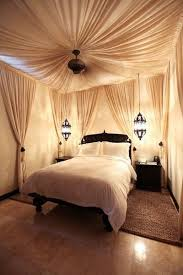 bedroom wall curtains i love the curtain idea in the bedroom gotta be fireproof though