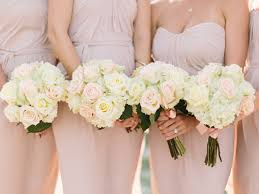 bridesmaid bouquets wedding flowers symbolic meanings of flowers