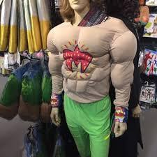 Ultimate Warrior Halloween Costume Rubie U0027s Costume Company Melville Flagship Store 18 Photos