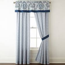 damask curtains u0026 drapes for window jcpenney