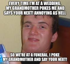 Meme For Grandmother - how does it feel now grandma imgflip