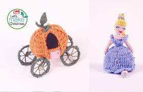 Pumpkin Carriage Crochet Cinderella And Pumpkin Carriage U2014 Yours