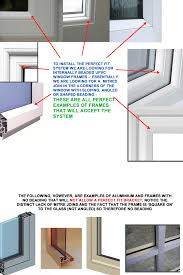 measuring fitting and technical information for perfect fit blinds