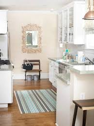 kitchen design small coastal kitchen decor with glass door