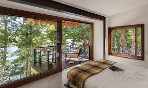 living modern a house on stilts in harvard boston magazine