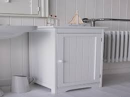 Freestanding Bathroom Furniture White Wonderful Freestanding Bathroom Furniture White Dkbzaweb