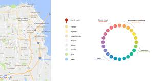 Goog Map Google Maps On Mobile U0026 Web Gets A Cleaner Design Areas Of