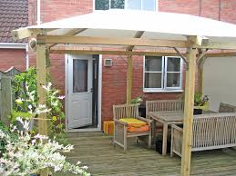 Pergola Ideas Uk by White Pavilion Gazebos 3m X 4m 9 U00279