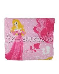Camerette Principesse Disney by Princess Aurora Copriletto Trapuntato Disney Letto Singolo Di